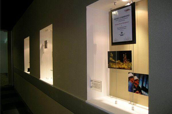 Custom Donor and Award Walls 5