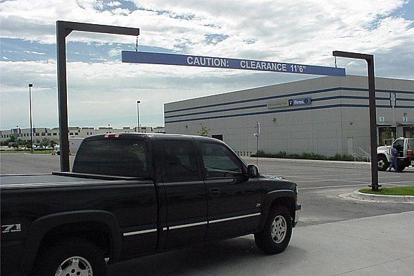 Exterior Parking Garage Signs 4 jpg