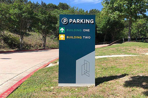 Exterior Wayfinding Signs 13