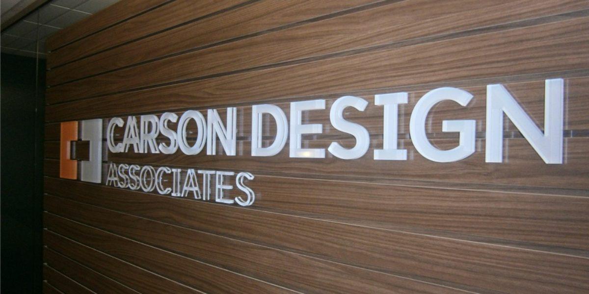 Interior Custom Logos Letters 21