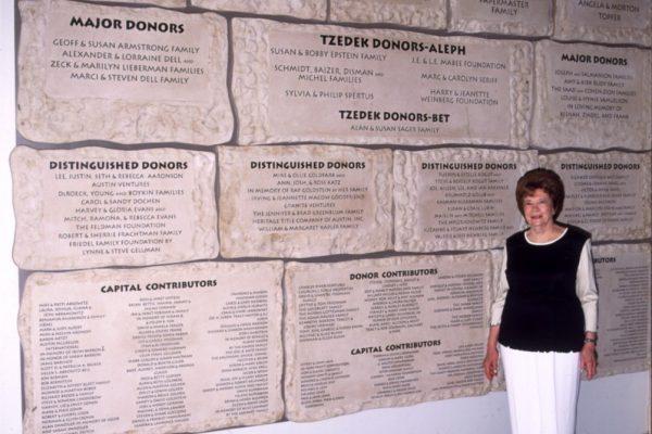 Custom Donor and Award Walls 1 1003x1024