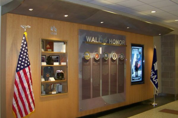 Custom Donor and Award Walls 3 1024x809